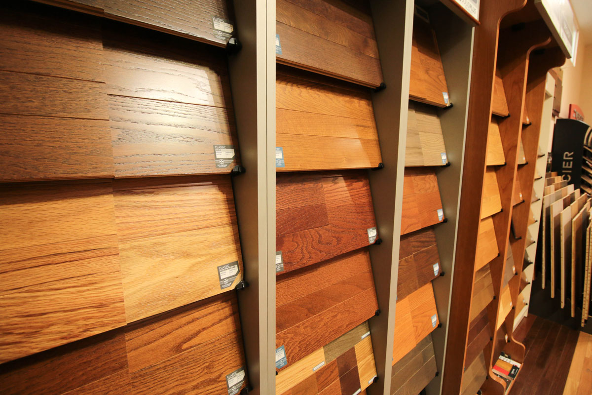 Wholesale Prices including on high-end and quality flooring!